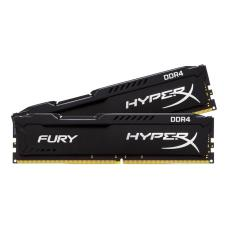 Kingston HX424C15FBK2/8 8GB 2400MHz DDR4 Non-ECC CL15 DIMM (Kit of 2)HyperX FURY Black Series