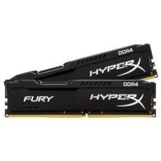 Kingston HX426C15FBK2/8 8GB 2666MHz DDR4 Non-ECC CL15 DIMM (Kit of 2)HyperX FURY Black Series