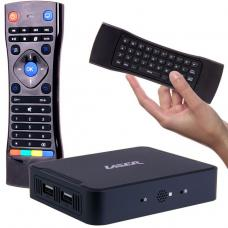 Laser MMC-P20 4K Smart TV Media Player with Air Mouse