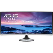 "Asus MX34VQ ASUS DESIGNO MX34VQ 34"" UWQHD VA Eyecare Harman/Kardon Audio GamePlus DP 3xHDMI2.0 Qi wireless charging TUV Certified Monitor"