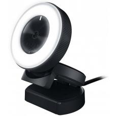 Razer Kiyo - Ring Light Equipped Broadcasting Camera - FRML Packaging RZ19-02320100