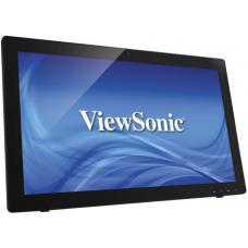 "ViewSonic TD2740 27"" 10-Point Capacitive Touch 1920x1080, 5ms, 20M:1, 260nits, DSUB/VGA/HDMI, Felixable Notebook Stand, SPK"