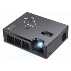 ViewSonic W800 MOBILE- WXGA(1280x800), 16:10Ratio, 800Lumens, 120K:1(DEM), Spk, VGA/HDMI/MHL/Audio In&Out/USB/, 3Yrs