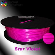 Extek 3D Printer Filament 1.75mm PLA 800g Roll - Star Violet