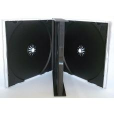 CD Jewel Case holds 3