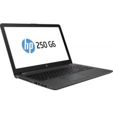 "HP 250 G6, Celeron N3060 1.4/2.48Ghz, 4GB, 500GB, 15.6"" LED, No Optical, Win 10 Home 64  2FG06PA"