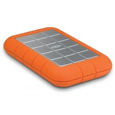 LaCie 301556 500GB Rugged Mini USB 3.0 External Hard Drive, 7200rpm  301556
