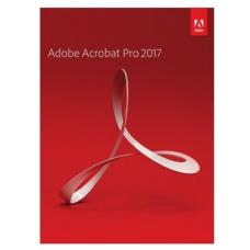 Adobe 65280571 Acrobat Professional 2017 Retail, Windows  65280571