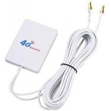 28dBi 3G/4G LTE Broadband Antenna / Signal Amplifier For Mobile Router  AA4118