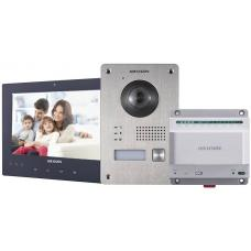 Hikvision DS-KIS701 Two-Wire Video Intercom Bundle  DS-KIS701