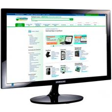 "Samsung LS24D300HLR 23.6"" Wide LED, 16:9, 1920x1080, 5ms, DSub, HDMI, 3 Year  LS24D300HLR"