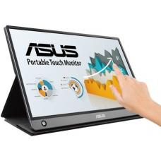 "Asus MB16AMT 15.6"" Touch FHD USB-C Portable IPS Monitor, Micro-HDMI, Built in Battery, 0.9kg  MB16AMT"