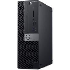 Dell Optiplex 5070 SFF, Core i5-9500 3.0/4.4Ghz, 8GB, 256GB SSD, DVDRW, Win 10 Pro 64, 3 Year  N001O5070SFFDD