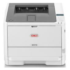 OKI B512DN Mono A4 45ppm LED Printer with Network and Duplex  OKIB512DN