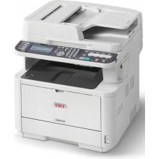 OKI MB472DNW Mono A4 Multifuntion, 33ppm, Print, Scan, Copy, Fax with Duplex, Network and Wireless  OKIMB472DNW