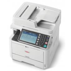 OKI MB492DN Mono A4 Multifunction, 40ppm, Print, Scan, Copy, Fax with Duplex and Network  OKIMB492DN