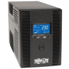 Tripp Lite SMX1500LCDT SmartPro 1500VA Line Interactive Tower UPS with LCD, USB, 8xC13  SMX1500LCDT