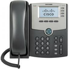 Cisco SPA514G 4-Line IP Phone with Display, PoE and Gigabit PC Port  SPA514G