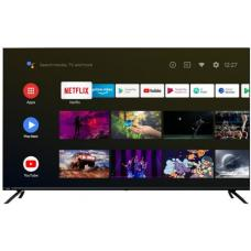 "ChiQ U43H10 43"" LED 4K UHD Android TV/Frameless/HDR/Netflix/YouTube/Google Play&Assist/Chromecast  U43H10"