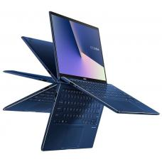 "ASUS ZenBook Flip, Core i5-8265 1.6/3.9Ghz, 8GB, 256GB SSD, 13.3"" FHD Touch, Win 10 Pro 64, Dark Blue  UX362FA-EL254R"
