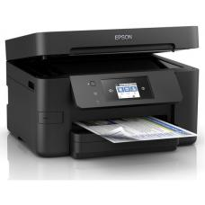 Epson Workforce 3725 Inkjet Multfunction with PrecisionCore - Print, Copy, Scan and Fax  WF3725